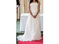 Gorgeous Wedding Dress in Mint Condition