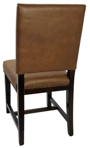 Dining Room Kitchen Chairs 100 Genuine Top Grain Leather