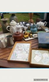 IDEAL CARBOOT COLLECTORS LOT FROM AUNTS HOUSE WHO PASSED AWAY NEEDS TO GO ASAP