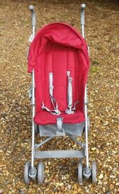 RedKite Push Me 2U stroller