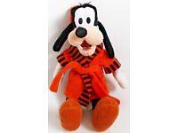 "15"" Large Goofy Soft Toy By Disney"