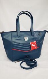 Puma FERRARI LS Handbag NEW Luxury Women's bag