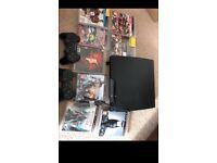 PlayStation 3 mega bundle - 2 pads