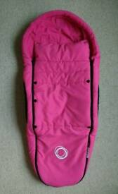 Bugaboo bee/+ cocoon (pink)