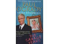 Paul O'Grady...Still Standing paperback