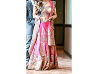 Indian wedding dress/wedding outfit