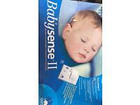 Babysense 2 baby breathing monitor