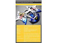 YAMAHA YZF R6 PANNEL KIT. (NEW) cost £520!!