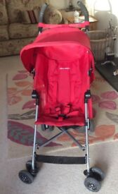 Maclaren Globetrotter Pushchair Stroller in good condition