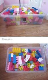 Mega blocks big box