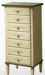 Settimino cassettiera legno arte povera cassettiere for Camera da letto arte povera