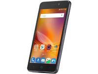 SIM Free ZTE A452 Mobile Phone - Black