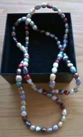Beautiful Fresh Water Pearl Necklace