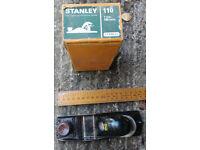Wood Plane Stanley No. 110 (Inc Original Box)