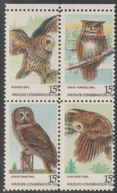 #1763a Nh Black Shifted To Right, Block Of 4, Bl3375