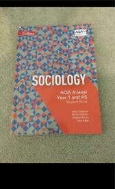 AQA A-LEVEL SOCIOLOGY TEXTBOOK