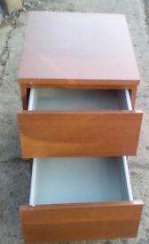 BEDSIDE Cabinet x1