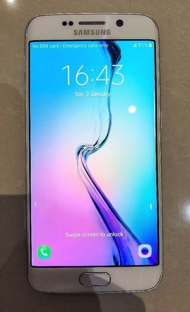 Samsung Galaxy S6 Edge - 64GB Unlocked Excellent | in