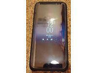 Samsung Galaxy S8+ Plus SM-G955 - 64GB - Blue Coral (Unlocked)