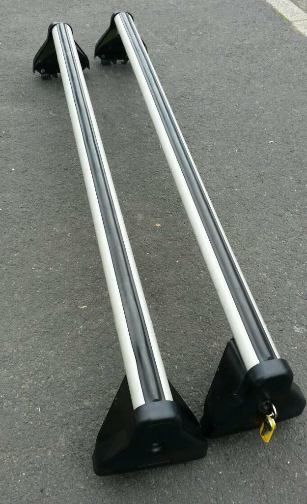 Vauxhall Genuine Vectra C Roof Bars For Saloon Or
