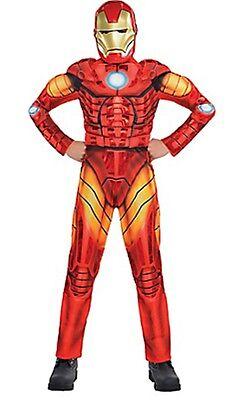 Avengers Alter von Uiron Iron Man Muskel Luxus Kostüm Marvel Comics 4-6 Neu 278