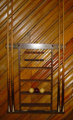 (Combination Cue stick & ball holder w/ Counter 30296)