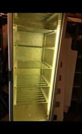 Commercial Glass Freezer
