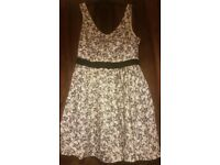Ladies Lipsy Dress - Size UK 10/12 - Excellent Condition