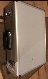 Camera, laptop Case Aluminium Briefcase