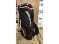 Slazenger golf clubs carrying bag - sporting goods bargain