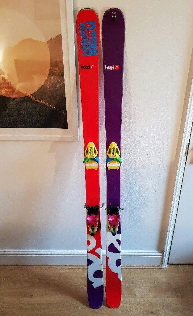 Salomon XT800 Powerline Skis   in Aberdeen   Gumtree