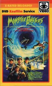 THE MONSTER SQUAD - Hardbox -
