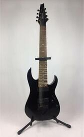 Ibanez RG8-BK 8 String Electric Guitar Black