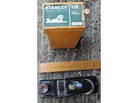 Wood Plane Stanley No. 110 (Inc Original Box)