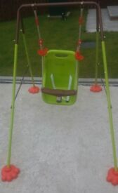 Baby Swing £30 Excellent Condition (Used Once)