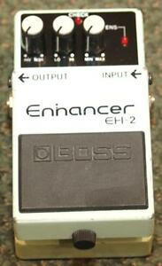 BOSS EH-2 ENHANCER GUITAR PEDAL