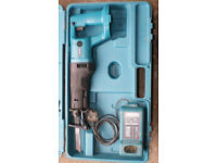 Makita 18v Cordless Recip Reciprocating Saw Boxed Very little use JR180D
