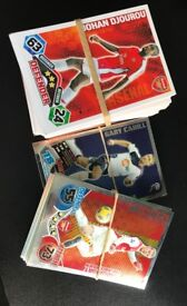 Collection of Match Attax Cards