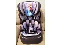 Mothercare, high back, booster, car seat