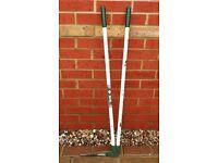 Wilkinson Sword Garden Edging Shears Gardening Tool Blades Need Sharpening