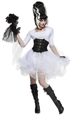 Der Erwachsene Sexy Monster Braut Damen (Damen Sexy Monster Braut Kostüm)