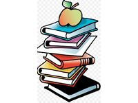 TUTOR AVAILABLE - PRIMARY AND SECONDARY SCHOOL CHILDREN!! 📚
