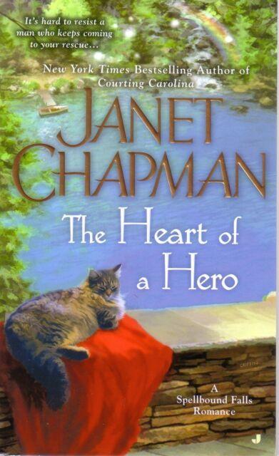 Janet Chapman  The Heart Of A Hero   Romance   Pbk NEW