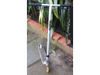Razor® Ultra Pro Scooter with yellow wheels