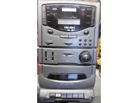 Bush Stereo Micro Audio System, Music Machine MC108CD