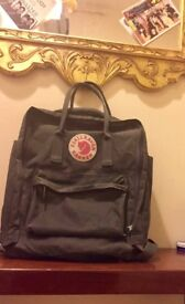 FJALLRAVEN KANKEN RUCKSACK : GOOD CONDITION