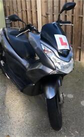 Honda PCX 125 scooter 11 months MOT