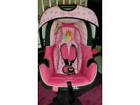 Disney Princess car seat