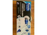 Cordless power scrubber brand new and sealed