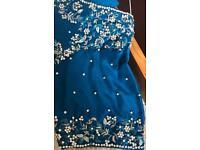 Indian Attire Long beaded dress